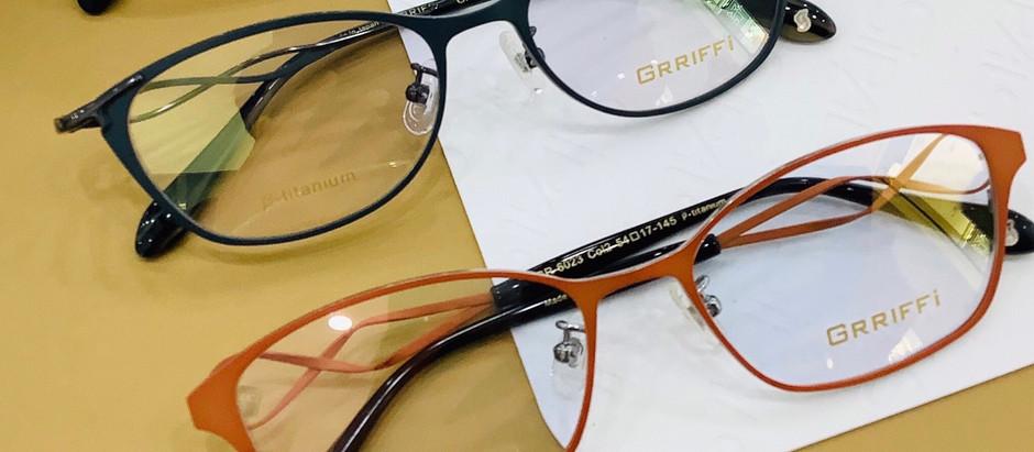 眼鏡框與臉形搭配?