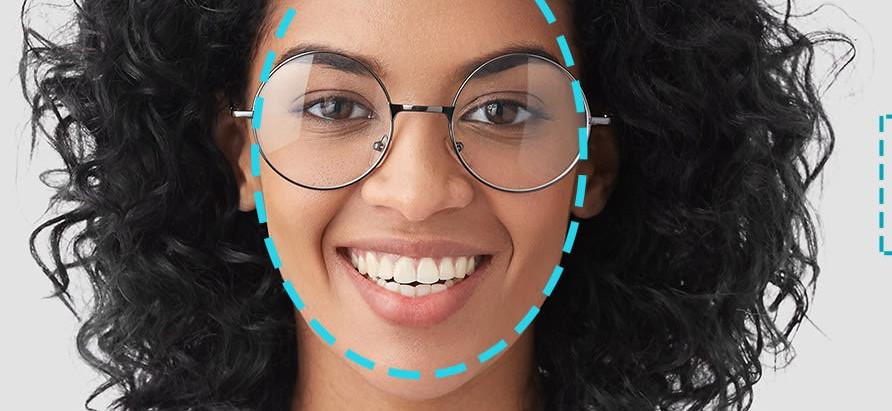 臉形 選擇鏡框的要點 |視康佳蔡司驗光中心 |臉型。鏡框