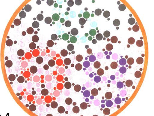 色盲 Color blindness