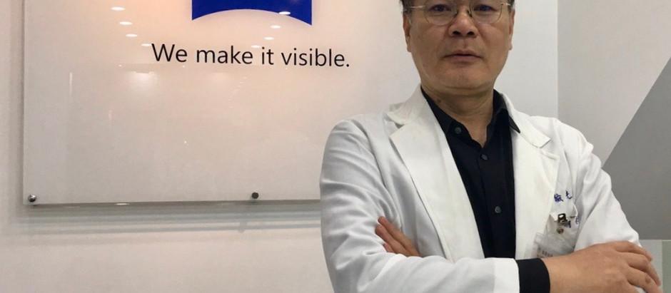 驗光師推薦/視康佳。彰化合格驗光師胡景夏
