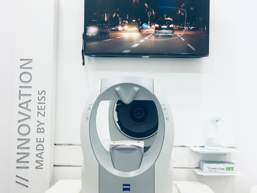 蔡司ZEISS前導波驗光 i.Profiler ® Plus/視康佳 、驗光、眼鏡