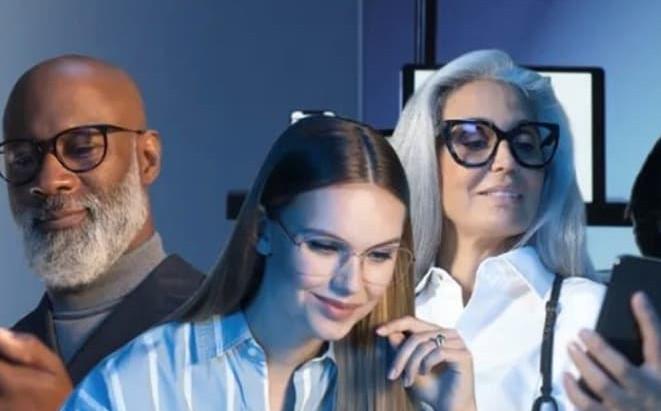 2021蔡司新一代鑽金濾藍光鏡片。視康佳眼鏡。鑽金藍光+銀離子。鏡片推薦。