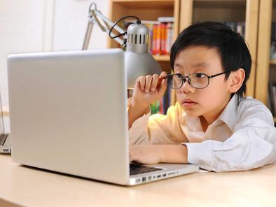 兒童藍光眼鏡有用嗎?視康佳眼鏡