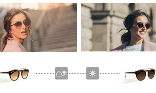 2021蔡司太陽智能變色鏡片 ZEISS AdaptiveSun。視康佳眼鏡。智能變色。