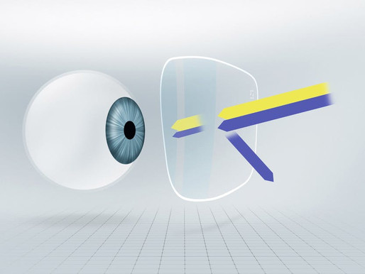 抗(濾)藍光鍍膜 ZEISS 蔡司DBP膜層|視康佳。抗藍光。價格。蔡司鏡片