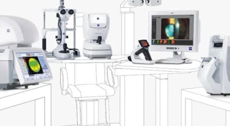 2021年蔡司驗光中心 | 視康佳蔡司視光中心 | 蔡司優視力專家體驗中心