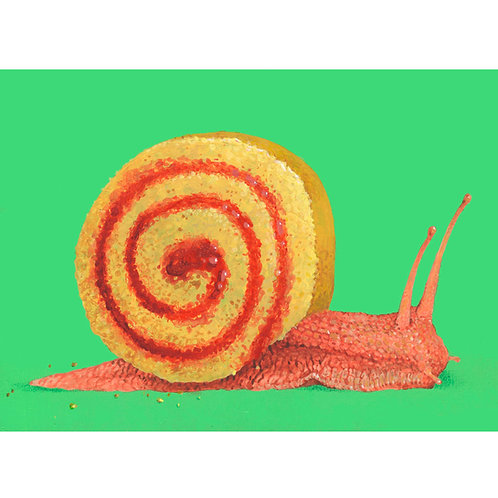 Snail: Jelly Roll