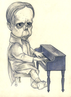 baby Phantom of the Opera