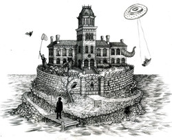 haunted monster orphanage