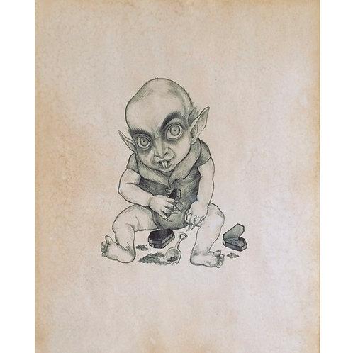 Baby Orlock ( Nosferatu)  - Monstrous Child