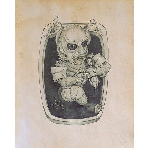 Baby Creature - Monstrous Child