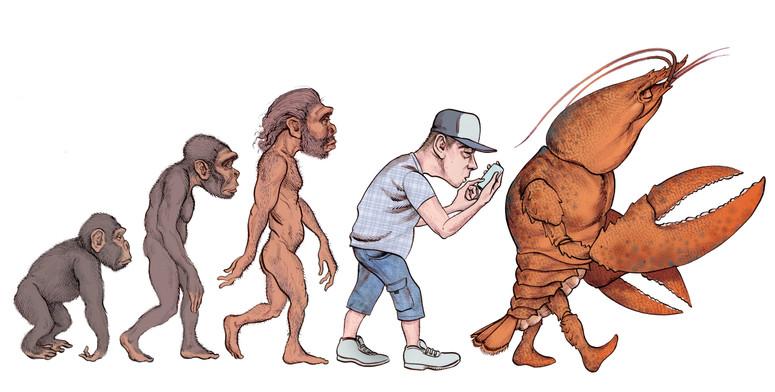 Jordan Peterson's Evolution Revolution
