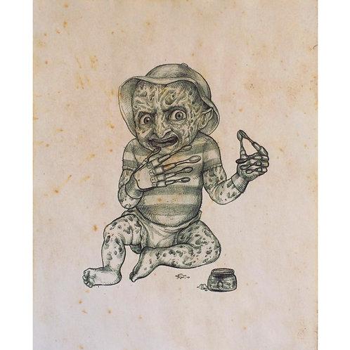 Baby Freddy - Monstrous Child