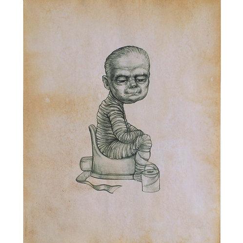 Baby Mummy - Monstrous Child
