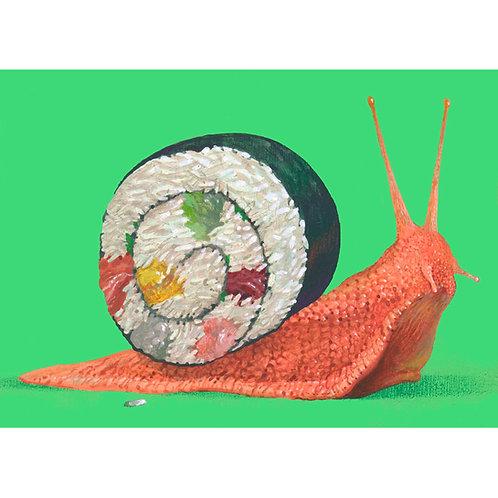 Snail: Sushi