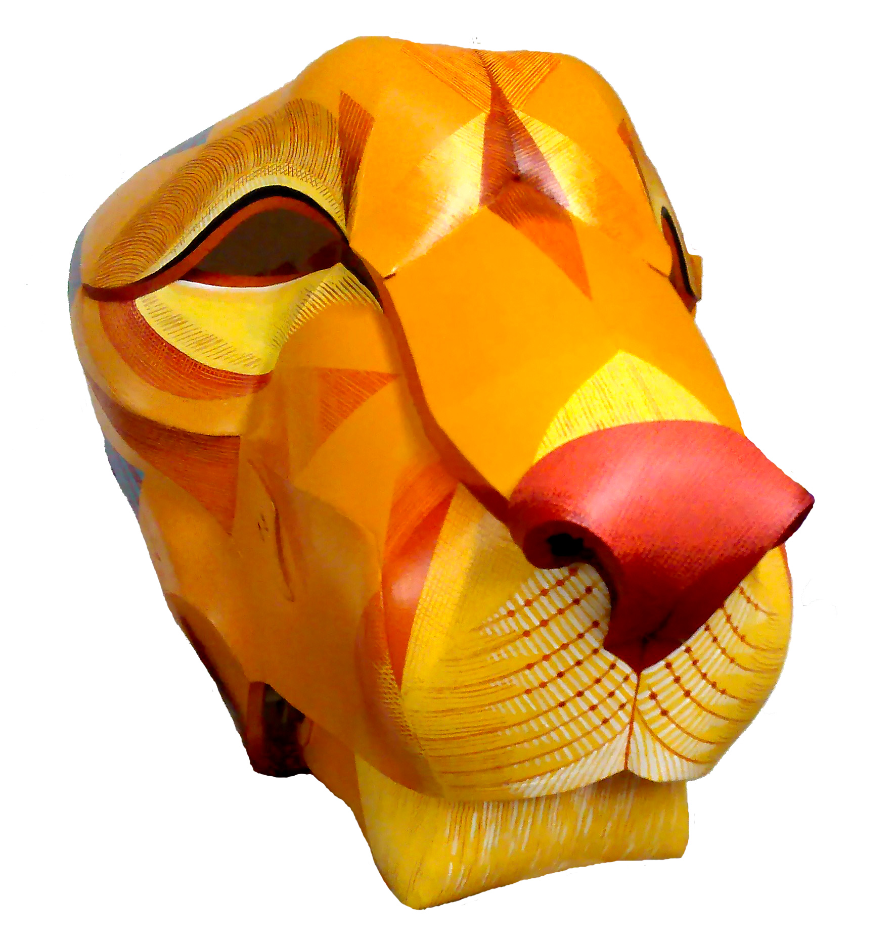 lion head process