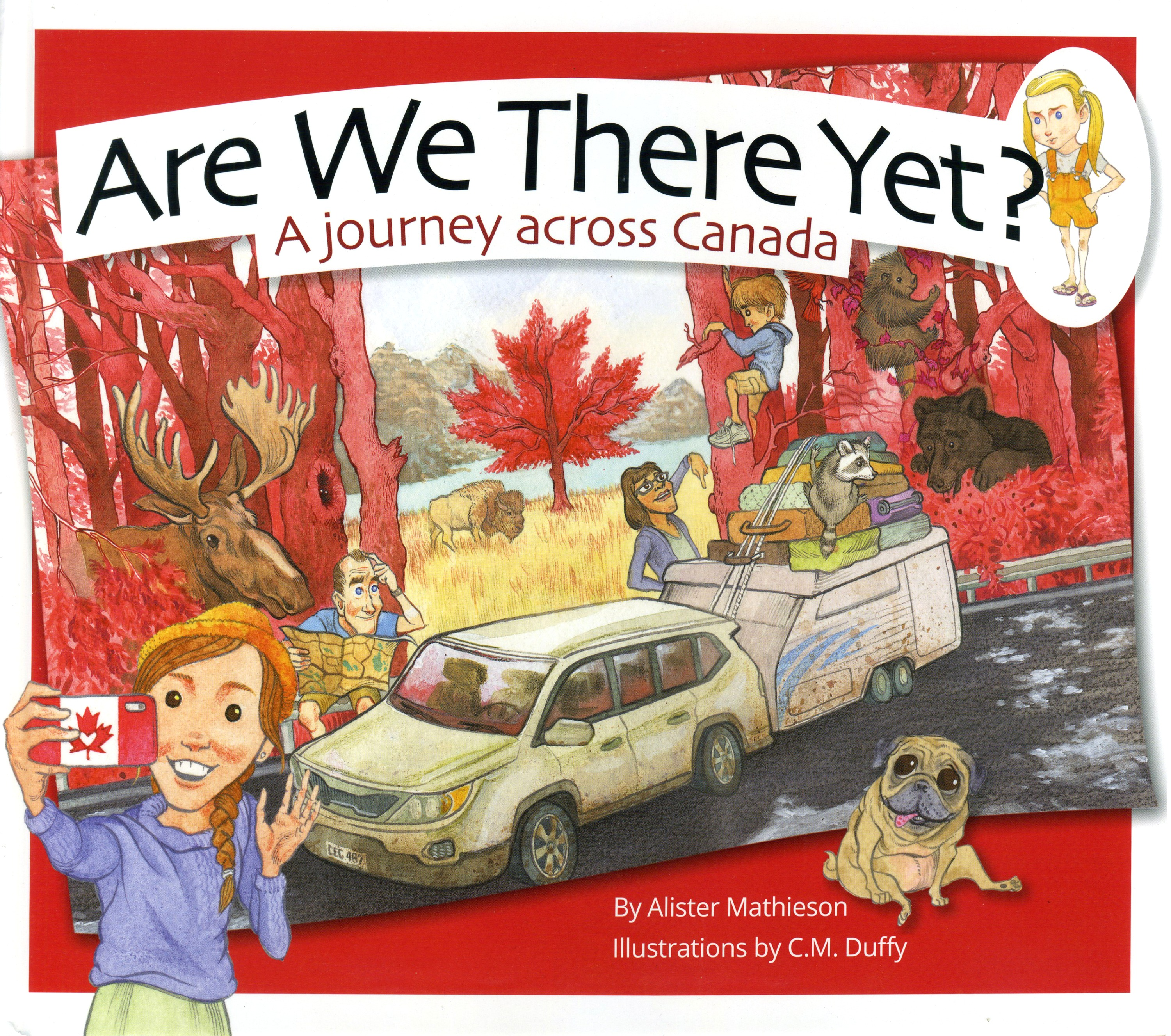 Are We There Yet? Cover