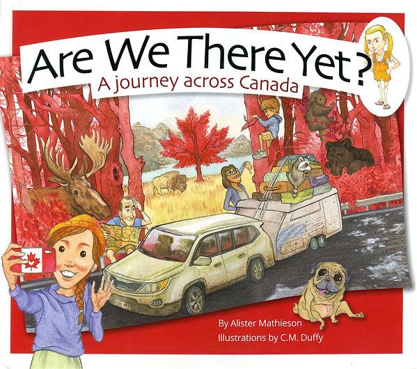 Canada Children's Book Cover