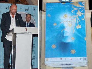 Presentado el cartel de las Fiestas de la Virgen 2017, obra de LIDÓ RICO