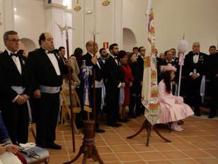 El Obispo bendecirá la nueva Bandera que desfilará en las Fiestas