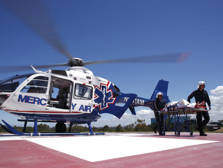 New Air Methods base to improve access to HEMS