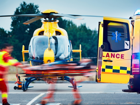 New Blog Post: The Unfinished Business Of Air Ambulance Bills