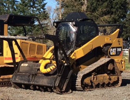 CAT 299 XHP High Flow