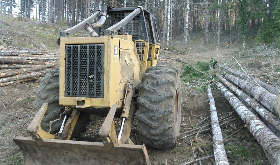 Equipment | Heavy Duty Brush Clearing | Eugene | Timber