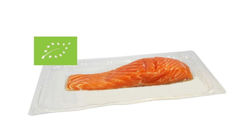 Pavé de saumon BIO (125G)