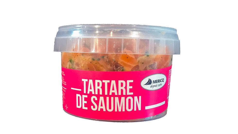 Tartares (250G - Saumon, Saumon St Jacques ou Deux saumons)