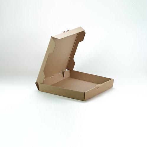 Caja para Pizza Kraft