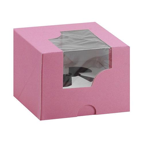 Caja para cupcake 1 pieza