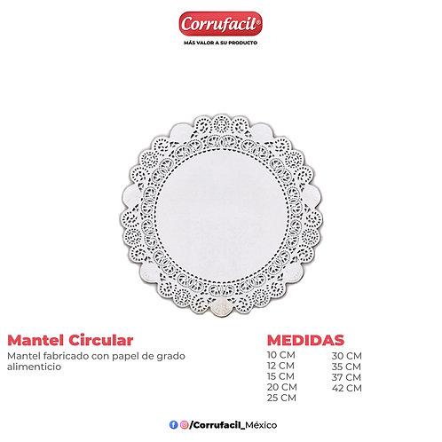 Mantel Circular