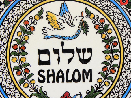 During This Period of Crisis and Uncertainty --- Shalom to All the Members and Friends of our Temple