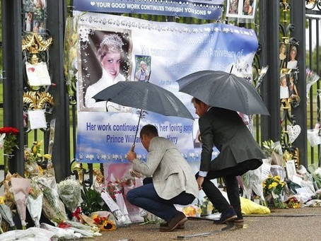"""""""Mourning the death of a public figure""""  New Column Just Published in The Mobile-Press Reg"""