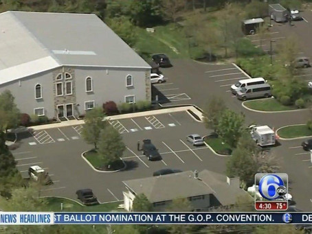 Gunman fatally shoots Pennsylvania churchgoer after fight over seat