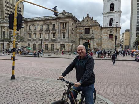Bogota Bike Tour!