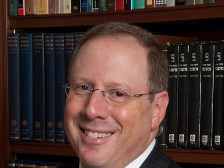 President of Hebrew Union College Dies in Plane Crash