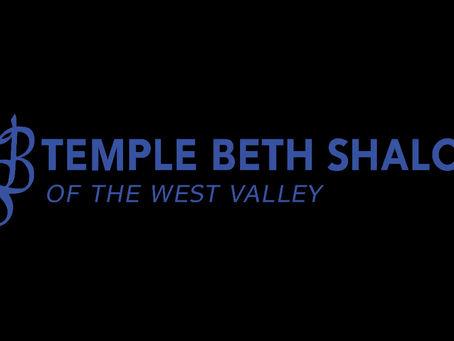 Argentina Exchange Shabbat With Templo Libertad