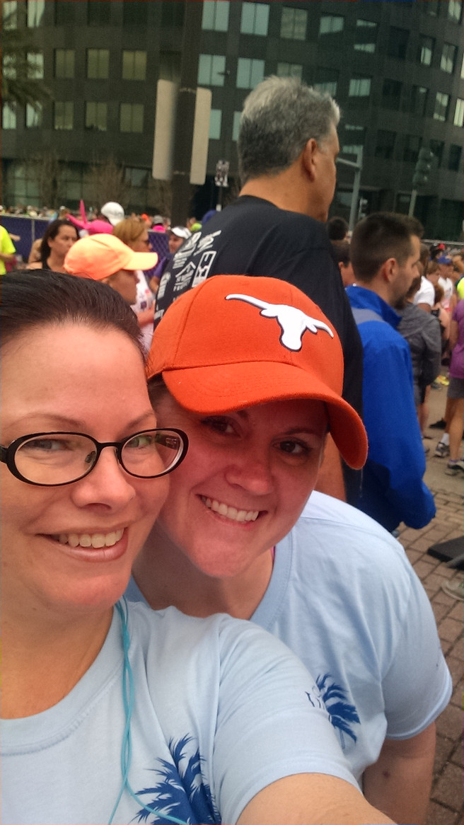 My very first 10 K (sort of)....