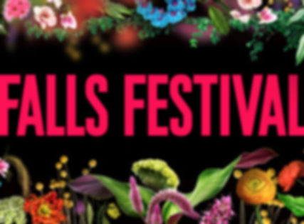 Things to do in Byron Bay, Falls Festival Byron Bay