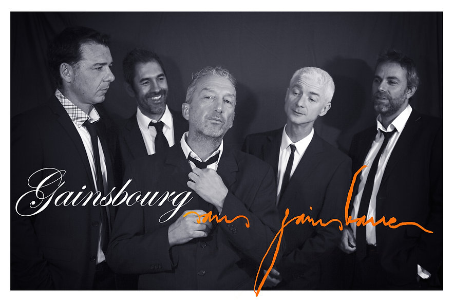 spectacle gainsbourg show d'hier