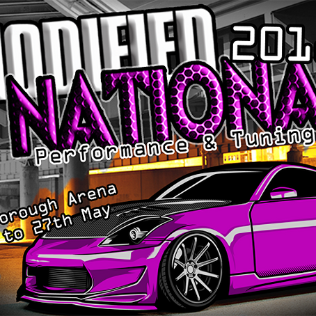 Modified Nationals Performance & Tuning Show 2018 in Peterborough THIS WEEKEND!