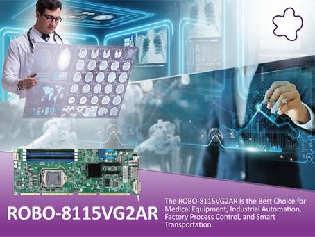 포트웰코리아, 인텔 10세대 PICMG 1.3 SBC Robo-8115 출시