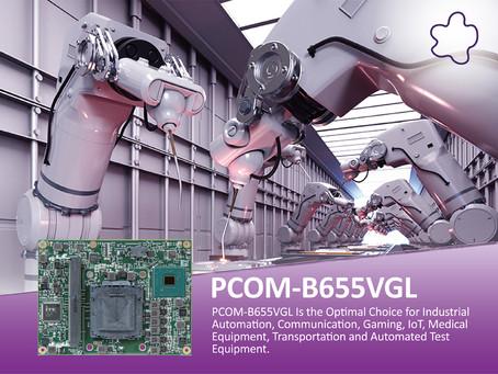 포트웰코리아, 인텔 10세대 데스크탑 컴모듈 PCOM-B655VGL Q470E/W 출시