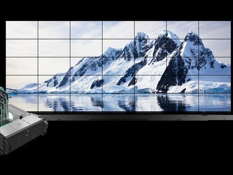 포트웰코리아, Matrox에서 검증한 4U rackmount 솔루션(Video wall)