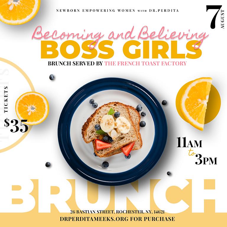 Boss Girl's  Brunch