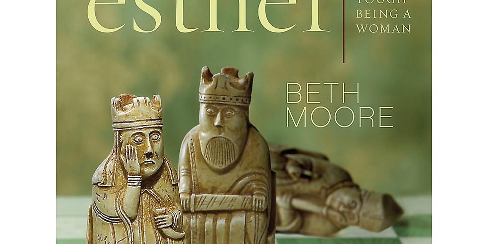 "Women's Bible Study with Dr Perdita  ""Ester"""