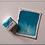 Thumbnail: Cobalt Turquoise Handmade Watercolour Half Pan