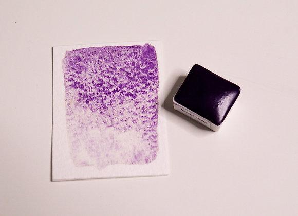 Kobalt Violet Handmade Watercolour Half Pan